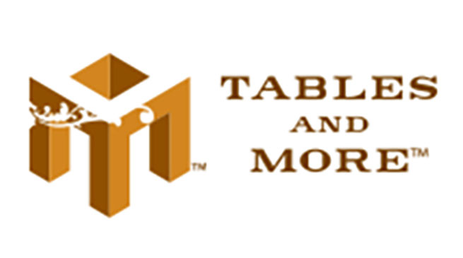 Tables and More