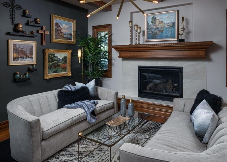 Gormley living room