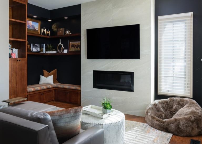 Gormley tv room